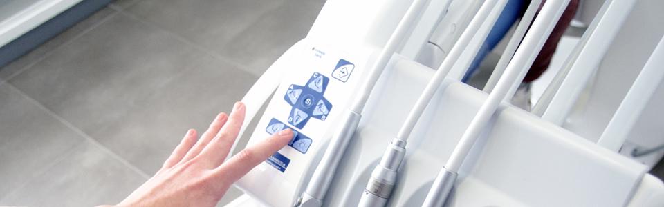 国内唯一米国FDA承認 インプラント治療の機器