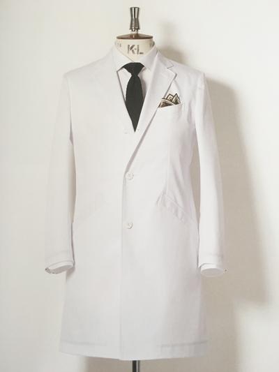 ニーズにピッタリの白衣